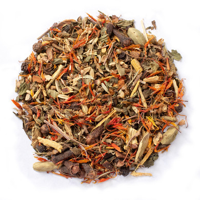 Kapha Tea Blended In Natural Herbs With All Natural Flavours
