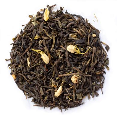 Jasmine Grey Blend Of Green Tea