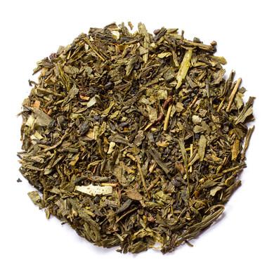 Green Piña Colada Green Tea