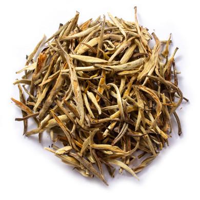Yin Zhen Silver Needles Supreme Blend Of White Tea And Citrus