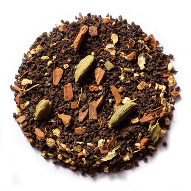 Organic Masala Chai  With Perfect Blend Of Spices And Black Tea