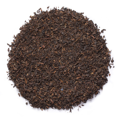 Pu-Erh  Traditional Chinese Tea From Fermented Tea Leaves