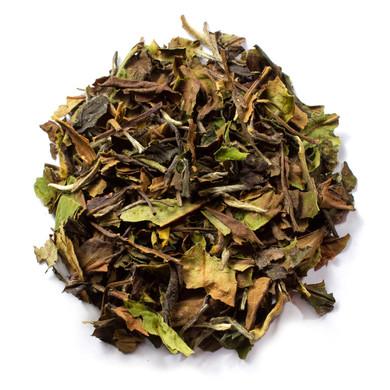 Organic Pai Mu Tan High Grade White Tea From China
