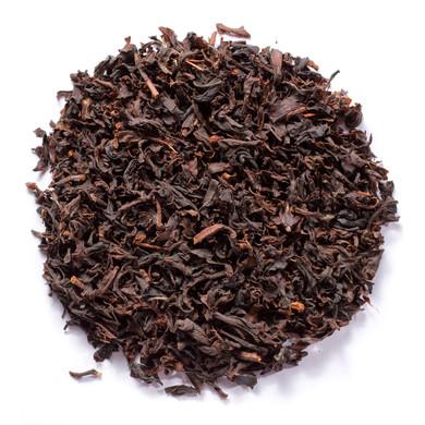 Organic Decaf English Breakfast Bold Leaf With Decaffeinated Black Indian Tea Leaves