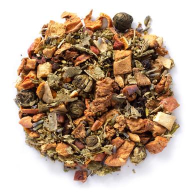 Citrus Berry Sage Green Tea
