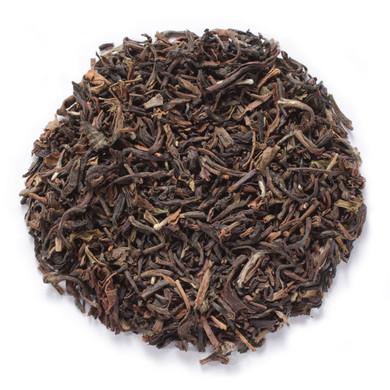 Moondakotee FTGFOP-1 black tea grown Indian tea region of Darjeeling