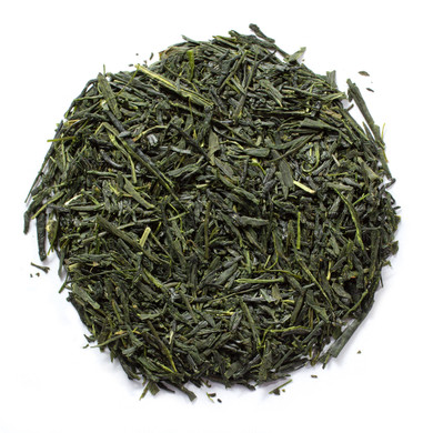 Organic Gyokuro Japanese Green  with nutty flavor and elegant aroma