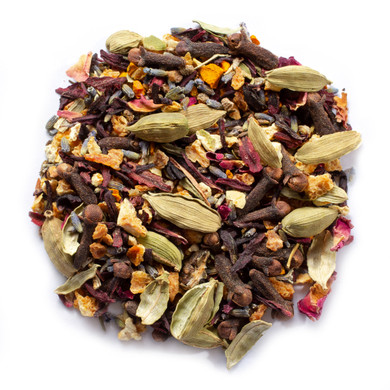 Organic Mariposa Garden herbal tea