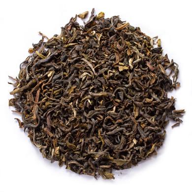 Organic Guranse Estate Green Whole Leaf tea  light green tea from Nepal