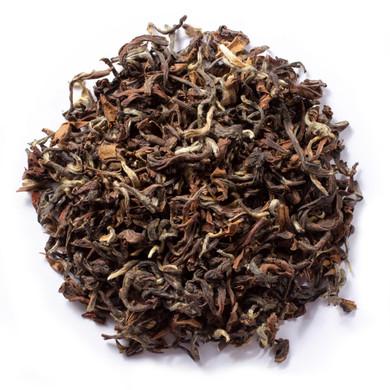 Organic Guranse Estate FTGFOP-1 blend is harvested from the world's finest organic tea gardens