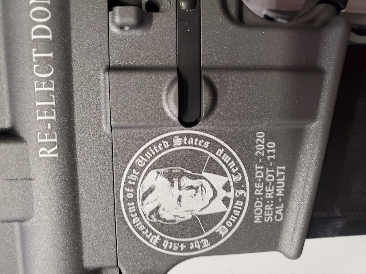 Custom Engraved Themed Firearms