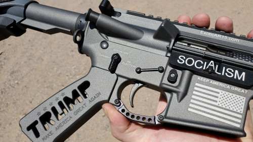 SPECIAL EDITION TRUMP RE-ELECTION RIFLE