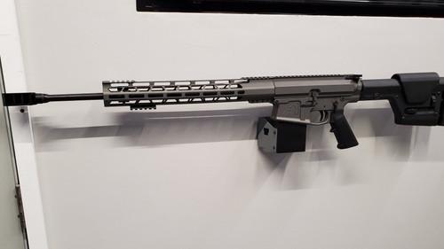 """.308 Sniper Rifle 18"""" Faxon pencil barrel"""
