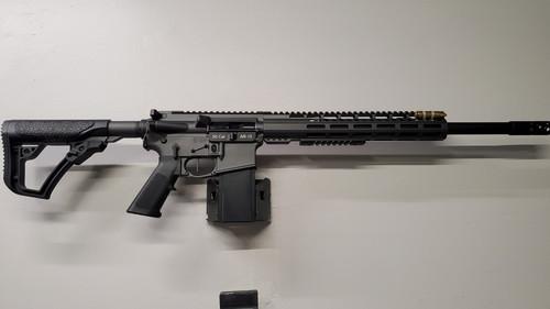 """18"""" 50 cal AR-15 Rifle"""