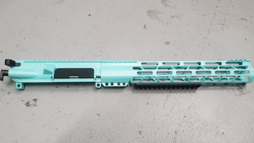 TIFFANY BLUE UPPER RECEIVER COMBO ( Rifle)