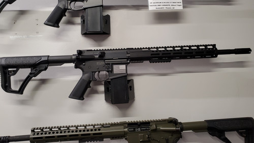 Maryland Compliant AR-15 Rifle