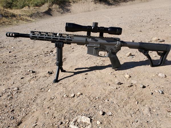 50 cal Rifle