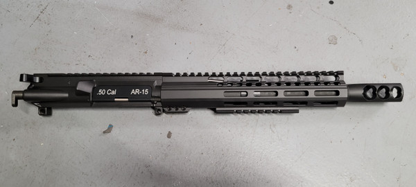 """10"""" 50 cal Pistol Upper complete with 10rd magazine"""