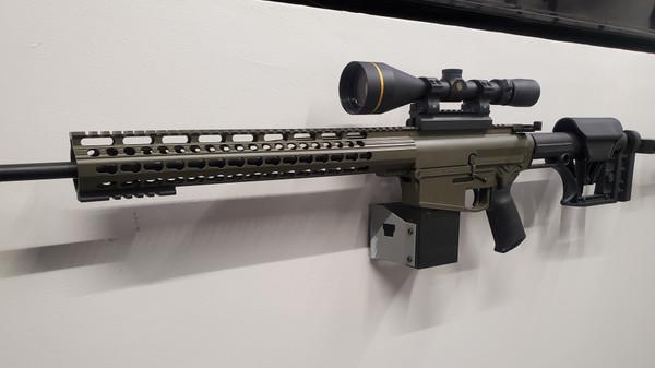 "20 "" .308 Sniper Rifle OD Green"