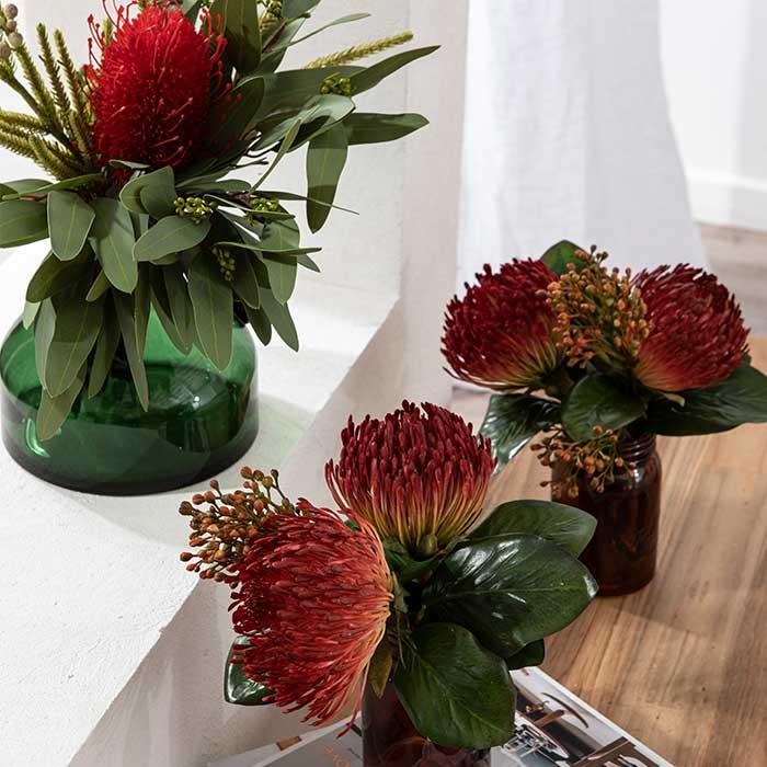 Banksia stem and Protea Pick | Pillow Talk