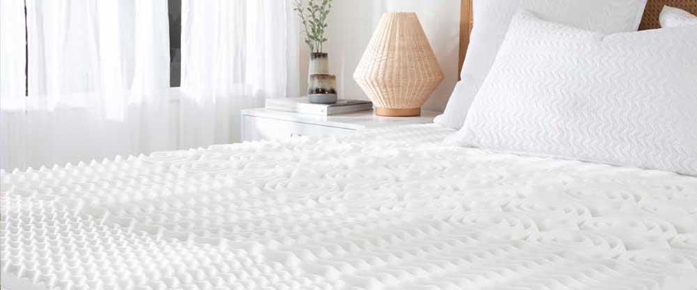 Foam Mattress Topper   Pillow Talk