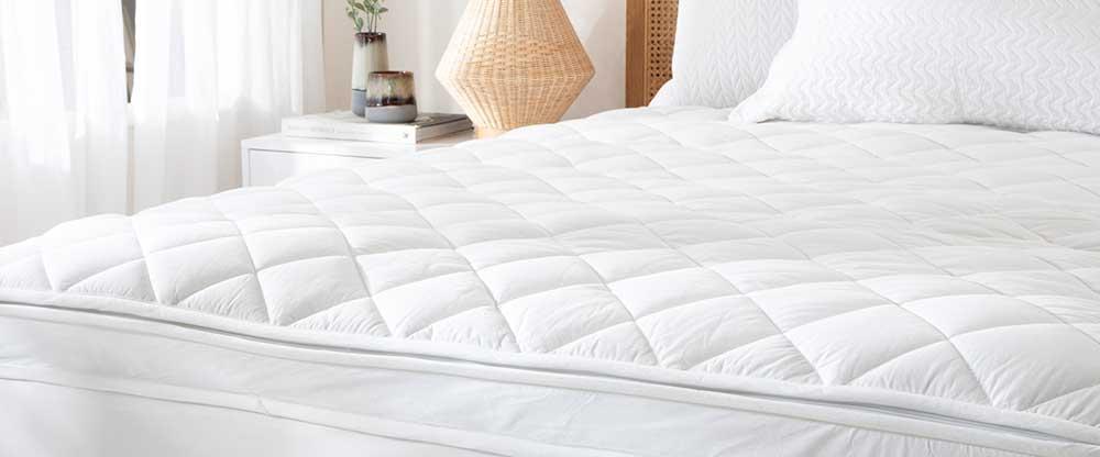 Synthetic Mattress Topper   Pillow Talk