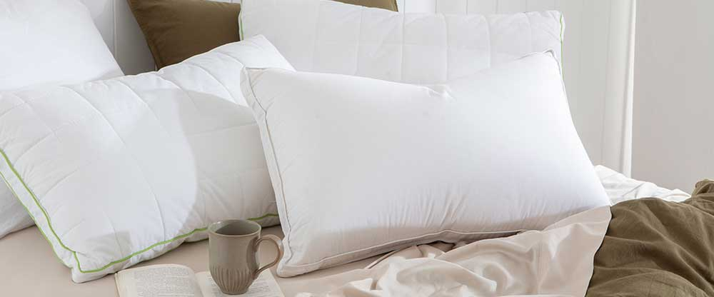 Buy synthetic pillows online at Pillow Talk