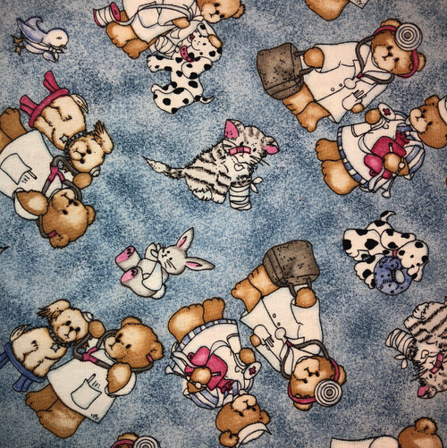 Nurses Choice - Adorable Doctors and Nurses print Only 4 in stock