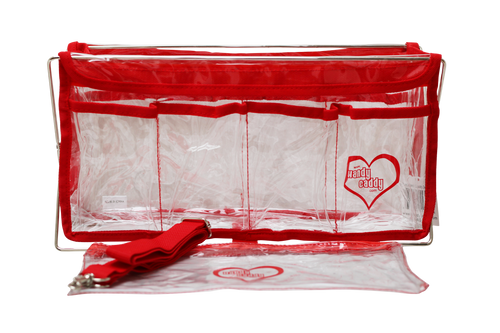 5 piece Red Handy Caddy Deluxe, Get Free Tote SALE $40