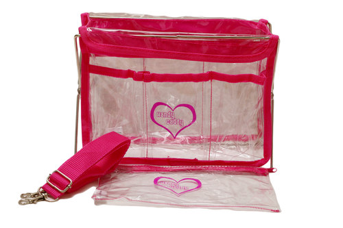 Hot Pink Handy Caddy Extra