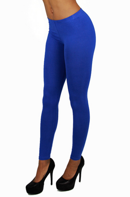 """Imported High Waisted Basic Solid Milk Silk Leggings Offers Ultra Versatile Styling Features Super Soft Comfy Fabric Comfort Elastic Waist 92% Polyester 8% Spandex This model is wearing size One Size Measurements are 32B x 24 x 35 and height is 5' 8"""" (172.7 cm) Hand Wash or Professional Wash"""