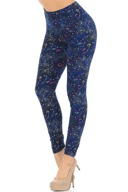 Space Constellation Leggings