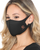 BLACK Copper Infused Face Mask