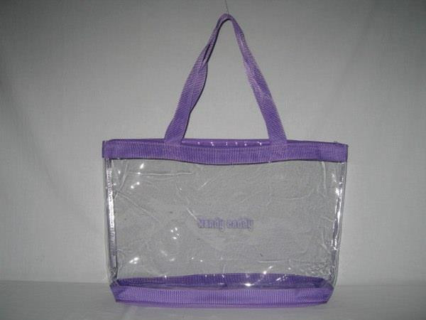 Handy Caddy Purple Tote  -  CLOSE OUT SALE 50% OFF WHILE SUPPLIES LAST