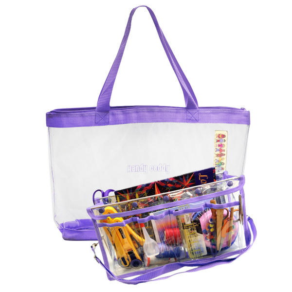 Purple Deluxe with Free Matching Tote and kiddy caddy