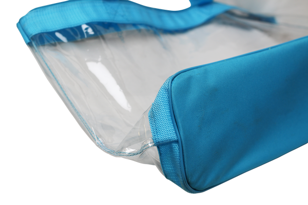 Handy Caddy Turquoise Tote  CLOSE OUT special FREE with Deluxe Caddy purchase