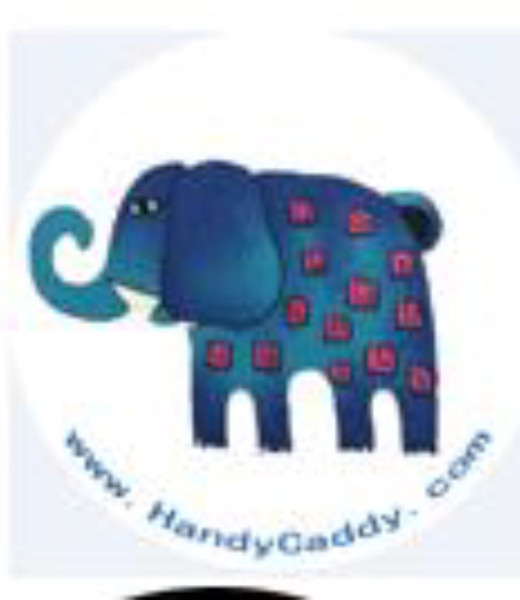 Lucky Blue Elephant has his nose up, which is a good luck symbol representing vitality and good health! Laurel Burch Like Blue Elephant. These are the cutest Pop Handles EVER! aka Pop Sockets, Handy Pops come with a Car mount. 3M adhesive for both the Pop and the Car Mount makes it transferable. You can remove slowly and carefully. Then it can be replaced on another device. If it gets dirty, simply rinse it under water, let it dry and re-use.