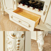 Multi-purpose  Wine cabinet storage cupboard 2 doors Buffet