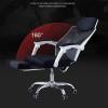 Ergonomic Office Chair High Back Adjustable Mesh Recliner Footrest