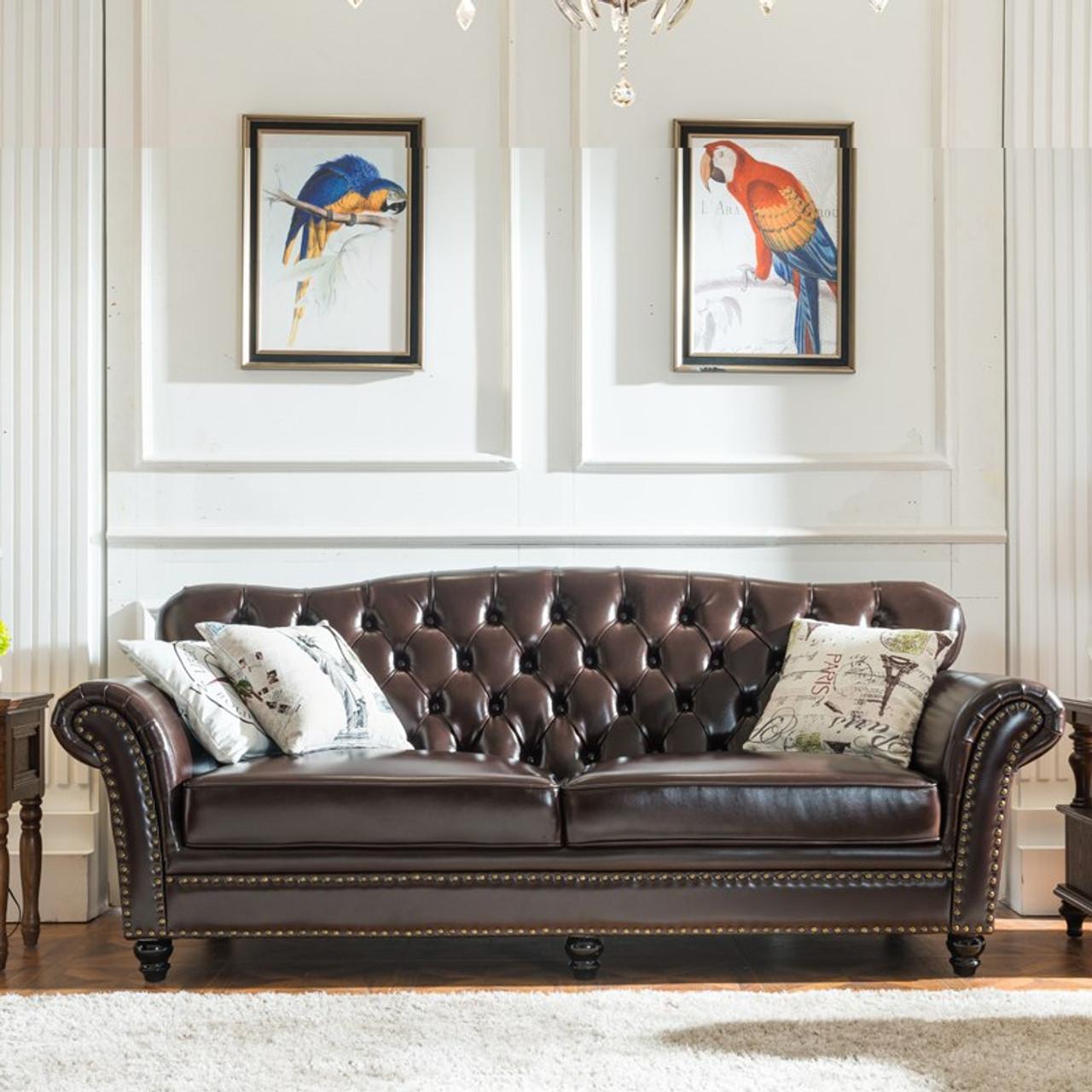 Cheap Classic Leather Lounge In Sydney Sales Auburn E Cheap