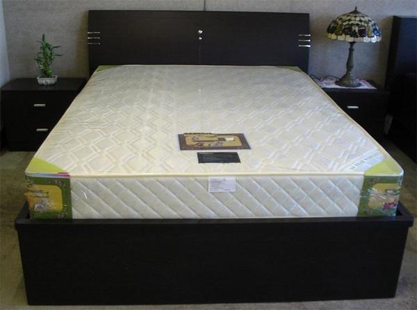Hard spring mattress