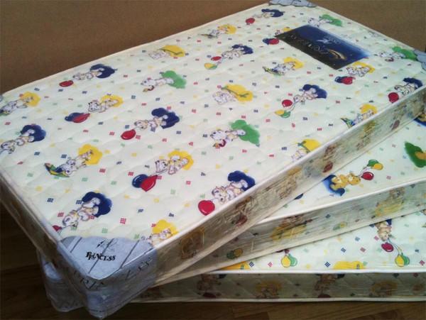 Spring baby cot mattress
