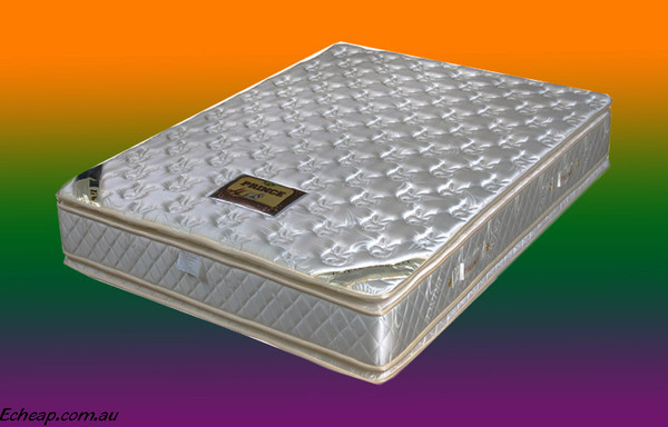 Pillow top Spring mattress queen king size
