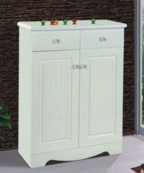 Ivory shoes cabinet