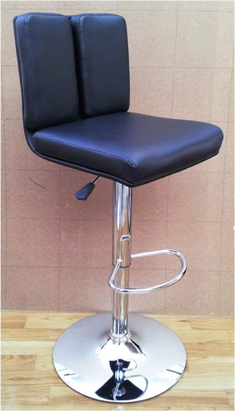 medium back bar stool
