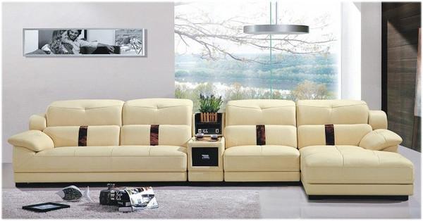 Cream corner lounges