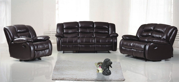 leather recliner lounges 3+2+1