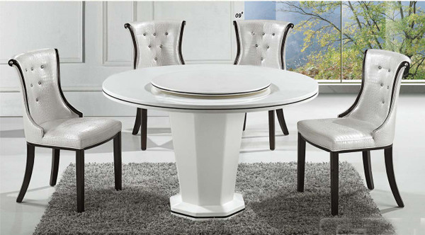 1.5M marble dining table