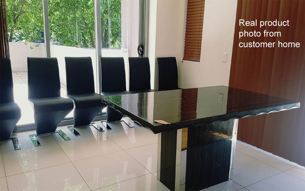 cheap marble dining table