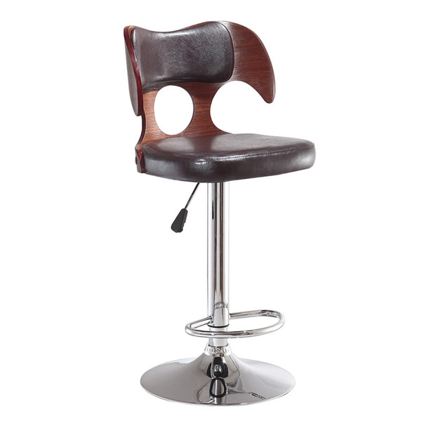 Modern Style Wooden Commercial  Bar Stool